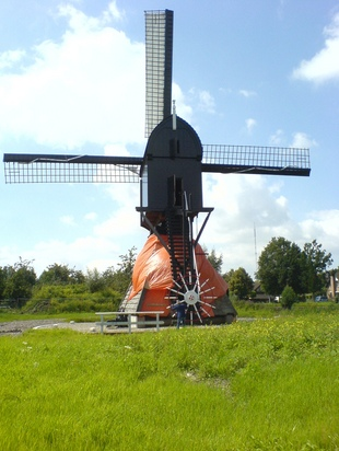 Molen in Nieuwegein