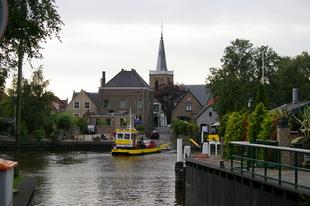Pontje over de IJssel