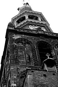 Sint Jan's kerk in Gouda