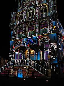 Gouda bij Kunstlicht 2008