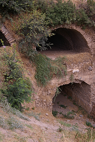Romeinse tunnels