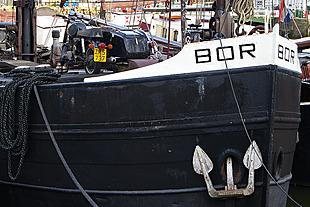 Vrachtschip Bor