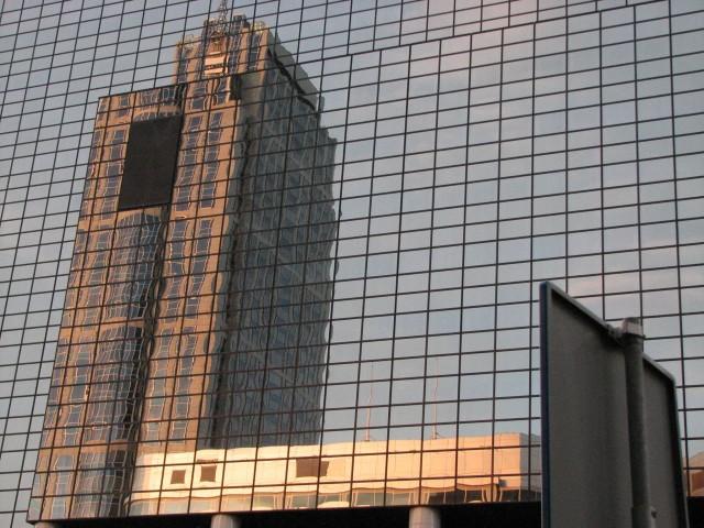 Rotterdam in de spiegel