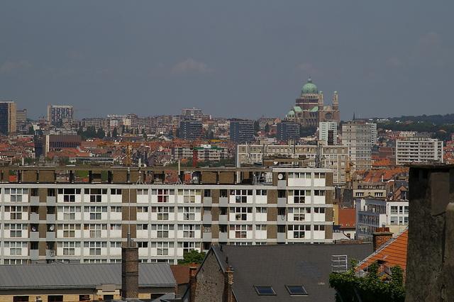 Oud en Nieuw in Brussel