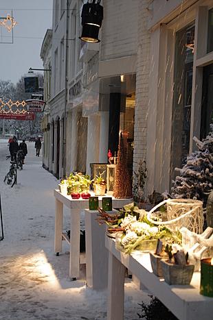 Licht met kerst