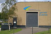 Gemaal Zuidplas bij Waddinxveen