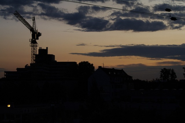 Skyline van Keulen