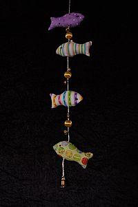 Visjes voor boven de wieg