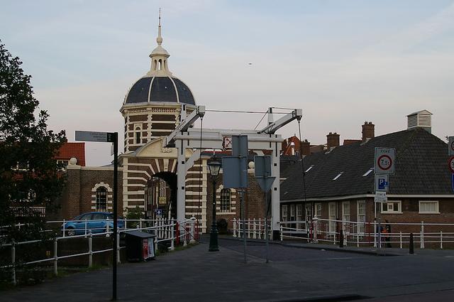 De Morschpoort in Leiden
