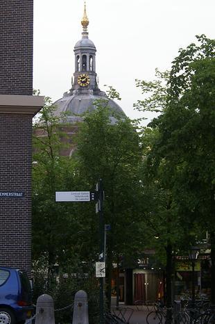 Kerk in Leiden