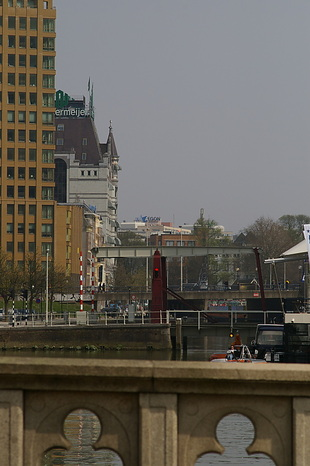 Rotterdam komt weer een beetje tot rust