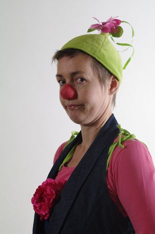 Stap in je clown