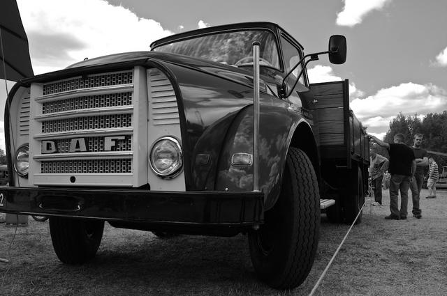 Klassieke DAF truck