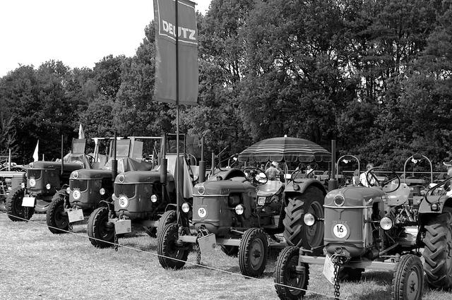 Deutz tractoren