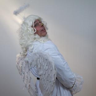 Floep als Engel