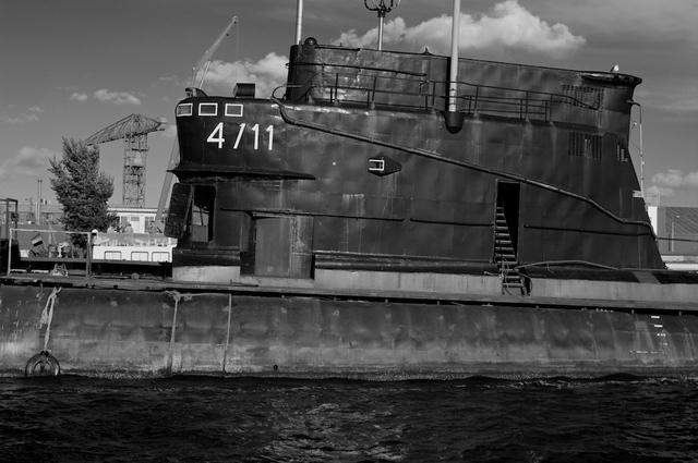 Toren van de Russische duikboot