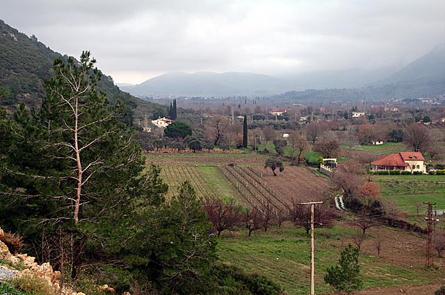 Kirazlı köyü