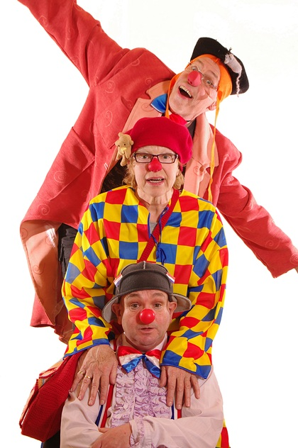 RAW clowns