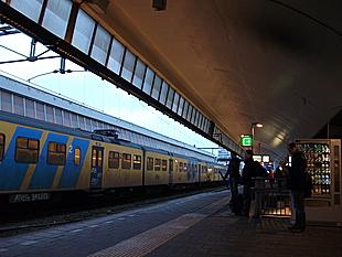Rotterdam CS in de spits