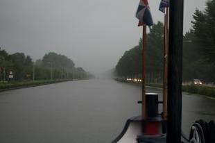 Wat een regen!