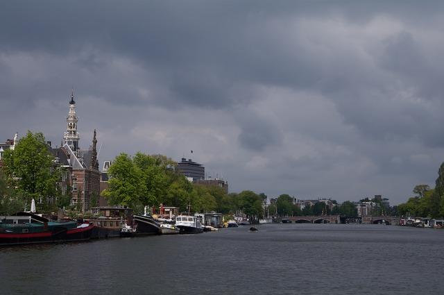 Amsterdam binnenvaren