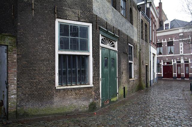 Mooi pandje in Schiedam