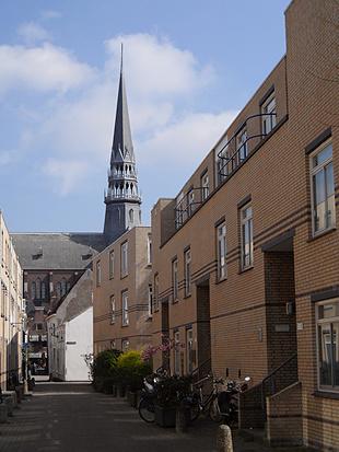 Gouwekerk uitgezoomd