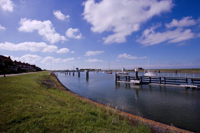 Na alle schepen gezien te hebben was ook de lange file voor de brug weer opgelost :)